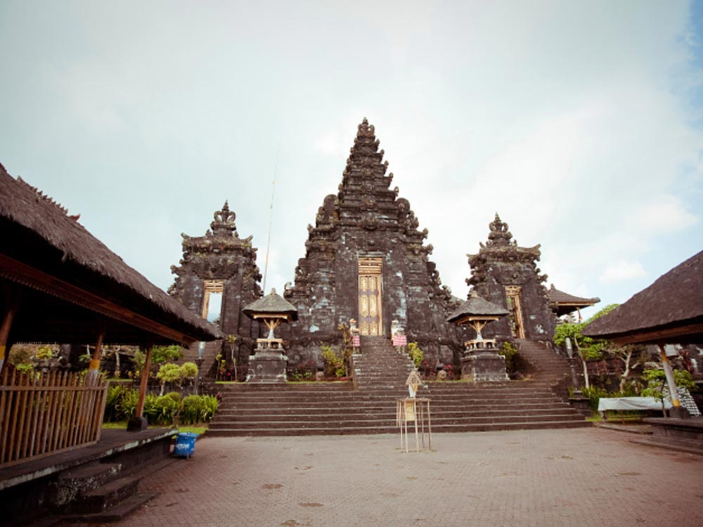 Pura Besakih - The Mother Temple of Bali, Indonesia