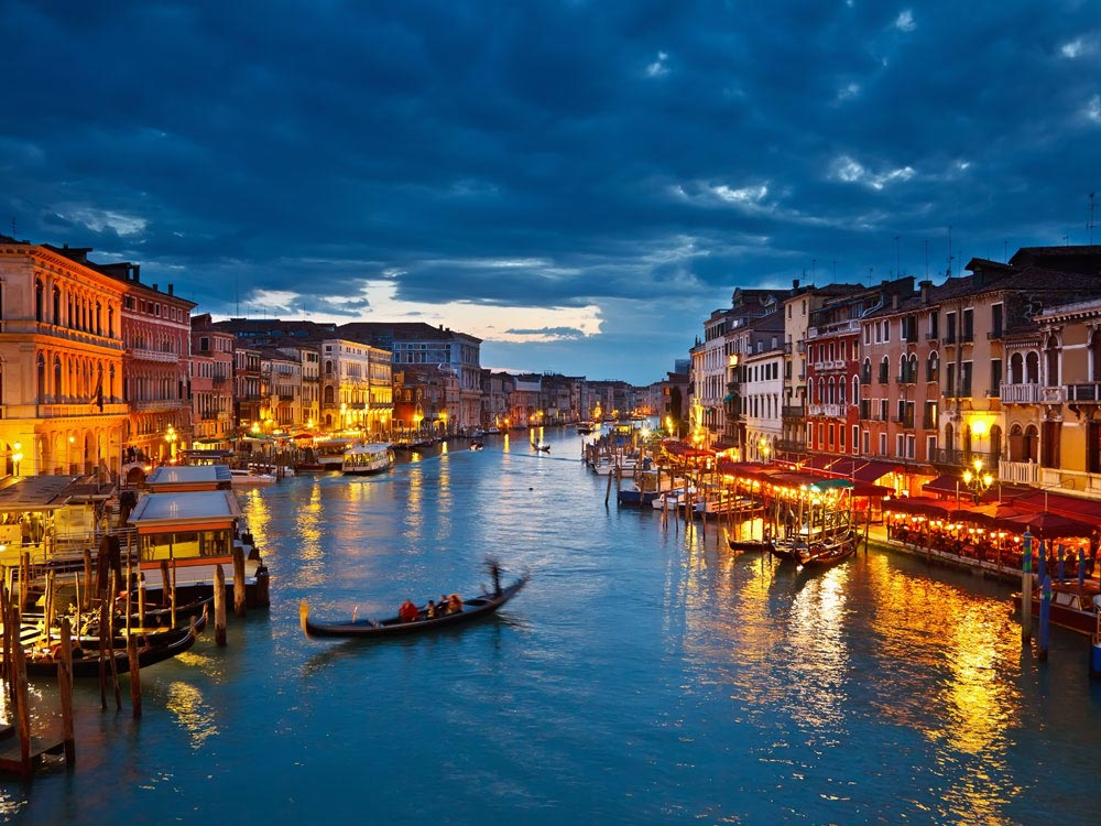 Canal Grande (The Grand Canal)