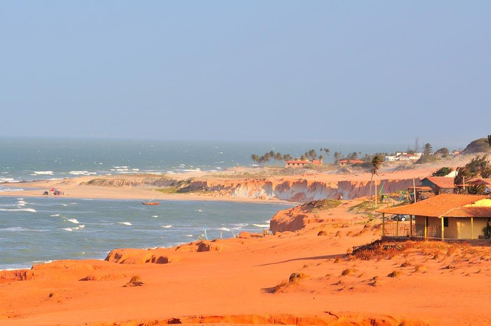 Canoa Quebrada Beach Image