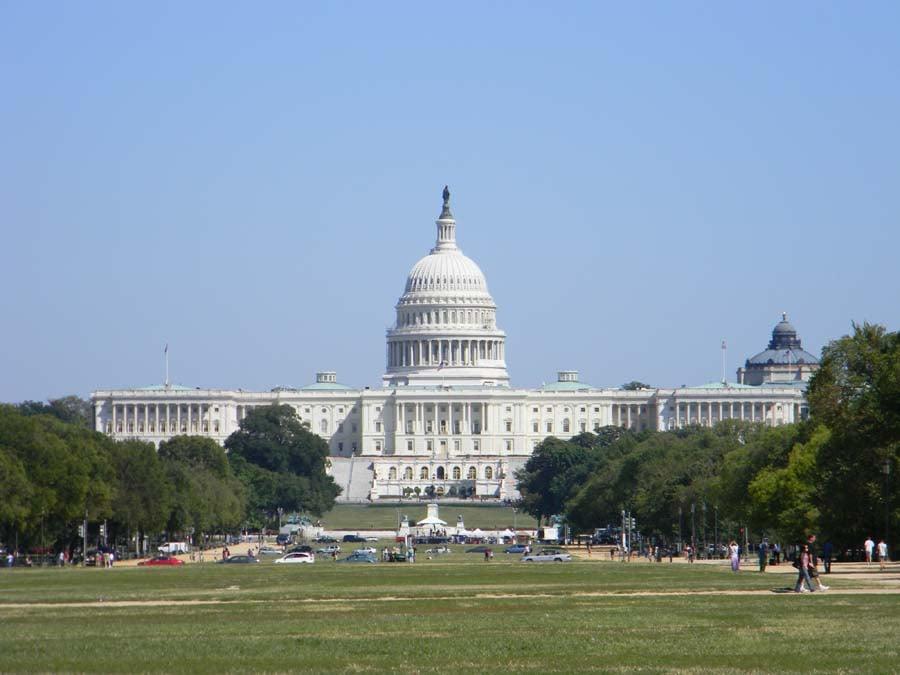 US Capitol Building, Washington, D.C - Map, Facts, Location, Best ...
