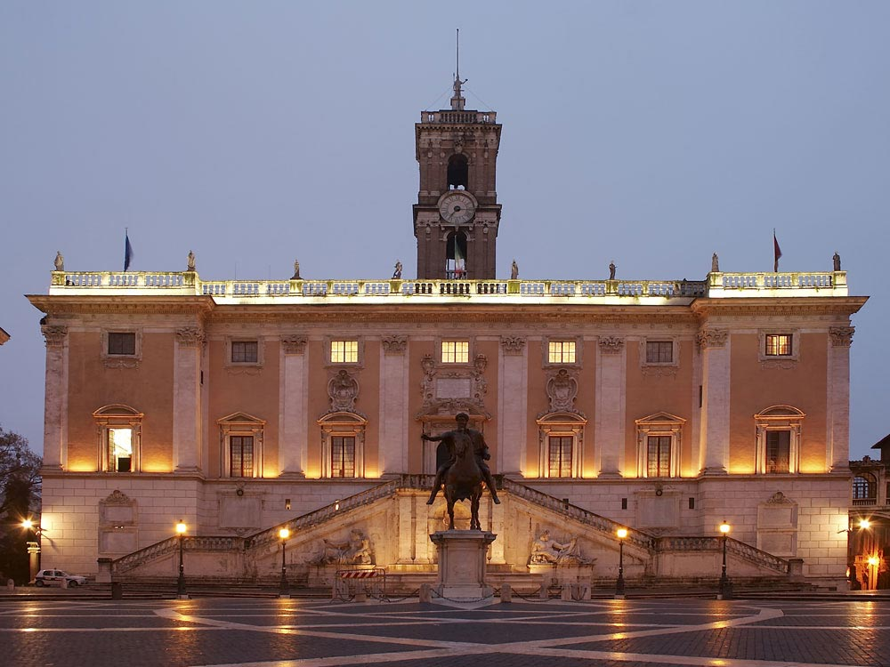 Capitoline Museums, Rome