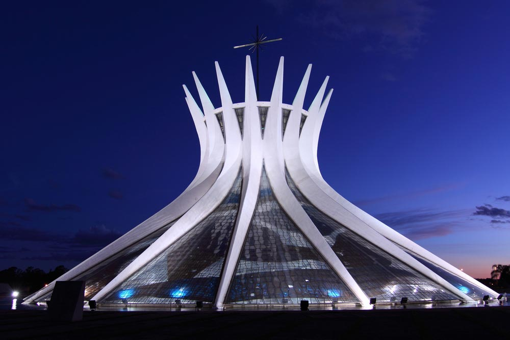 Cathedral of Brasilia Travel Information