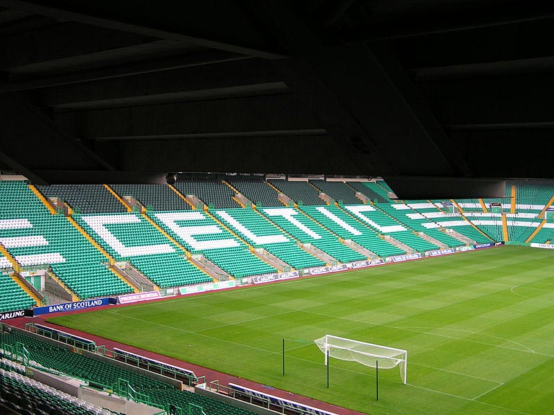 Celtic Park - Opening Ceremony Venue CWG 2014