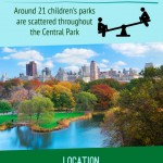 Central Park Infographic