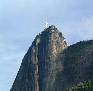 Christ the Redeemer Statue, Corcovado