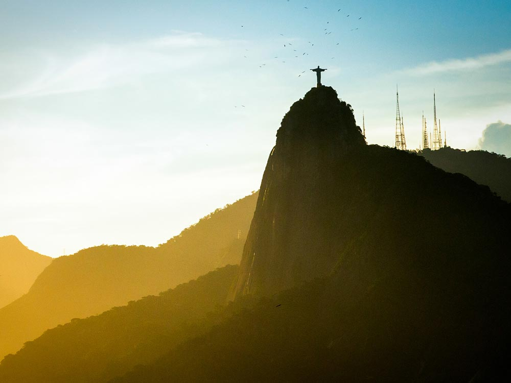 Corcovado Mountain Image