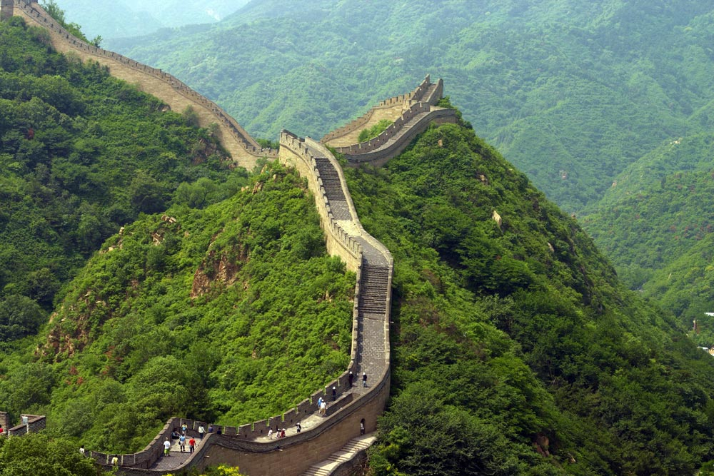 Great Wall of China Travel Information  About Location Facts