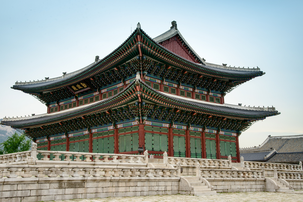 Gyeongbokgung Palace Travel Information