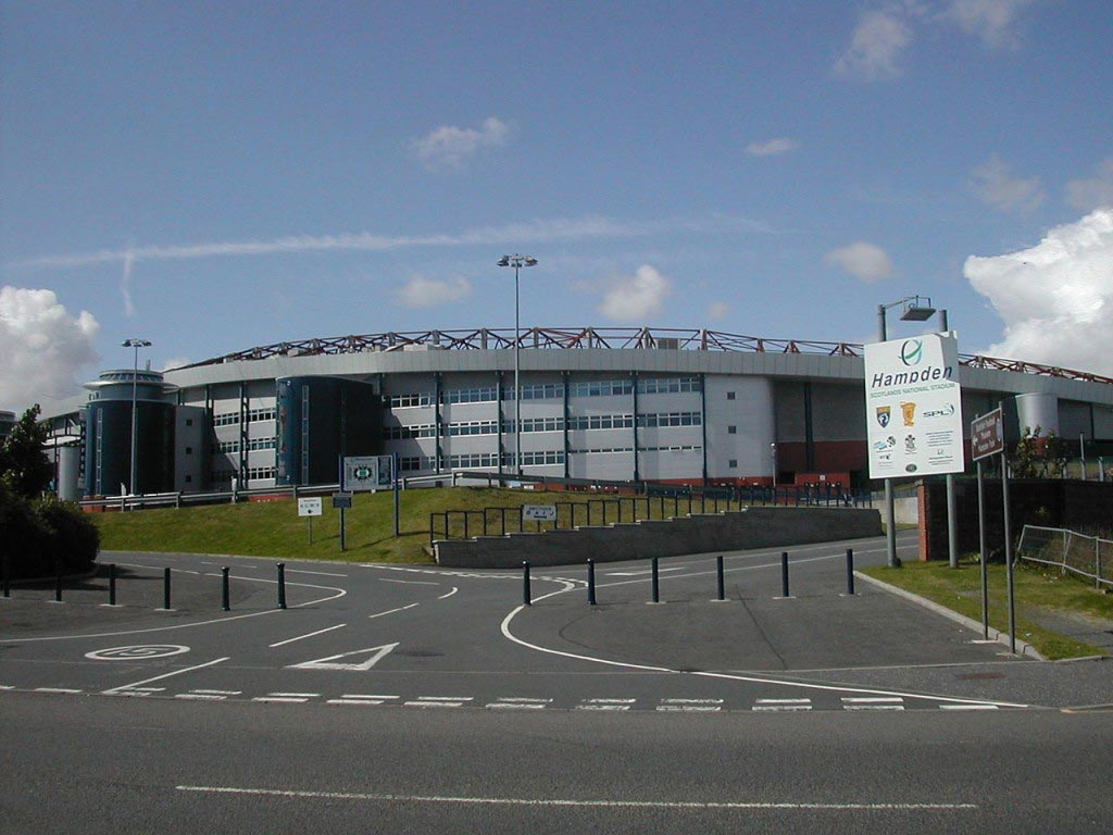 Hampden Park in Scotland, CWG 2014 Closing Ceremony Venue