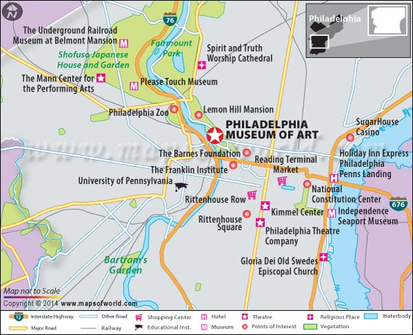 Wonderful Philadelphia World Map Swimnovacom - Philadelphia location on us map