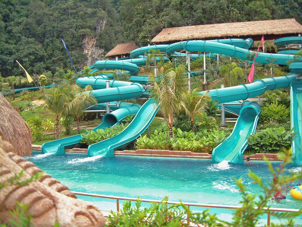 Lost World of Tambun in Malaysia