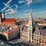 Marienplatz,Germany