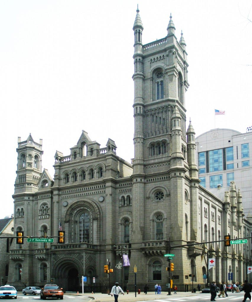 Masonic Temple in Philadelphia
