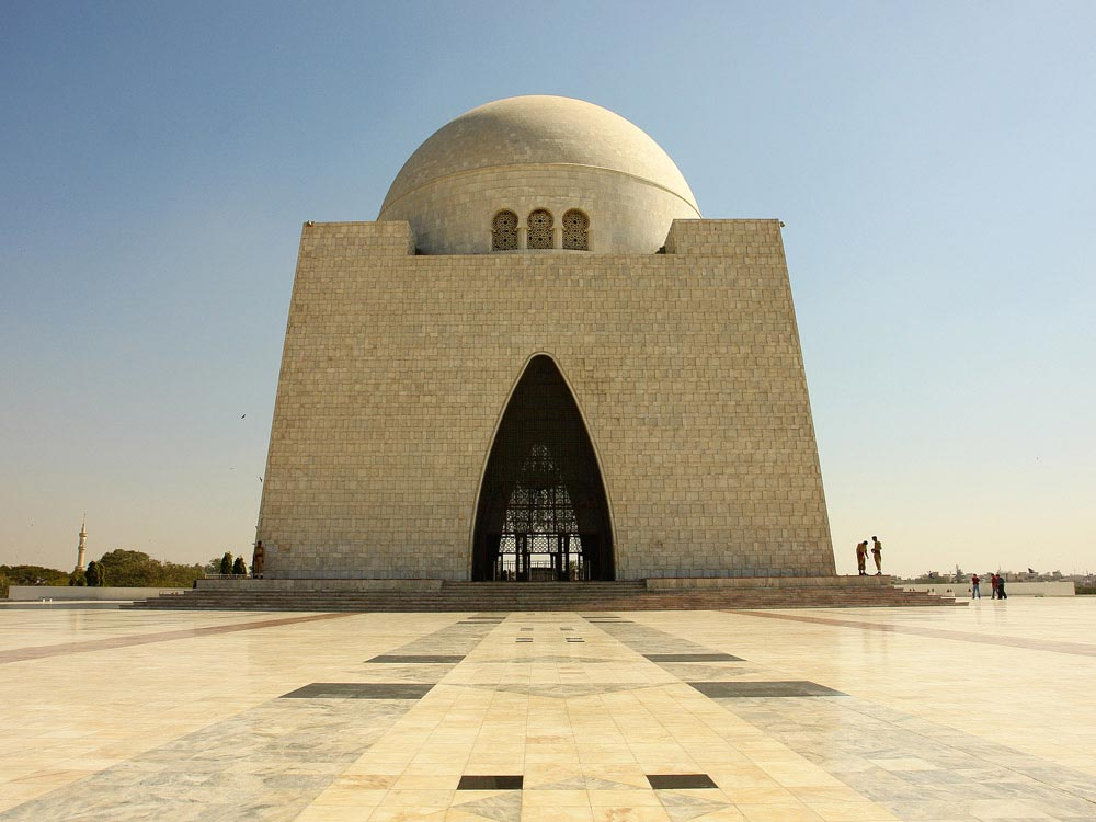 Mazar-e-Quaid, Pakistan