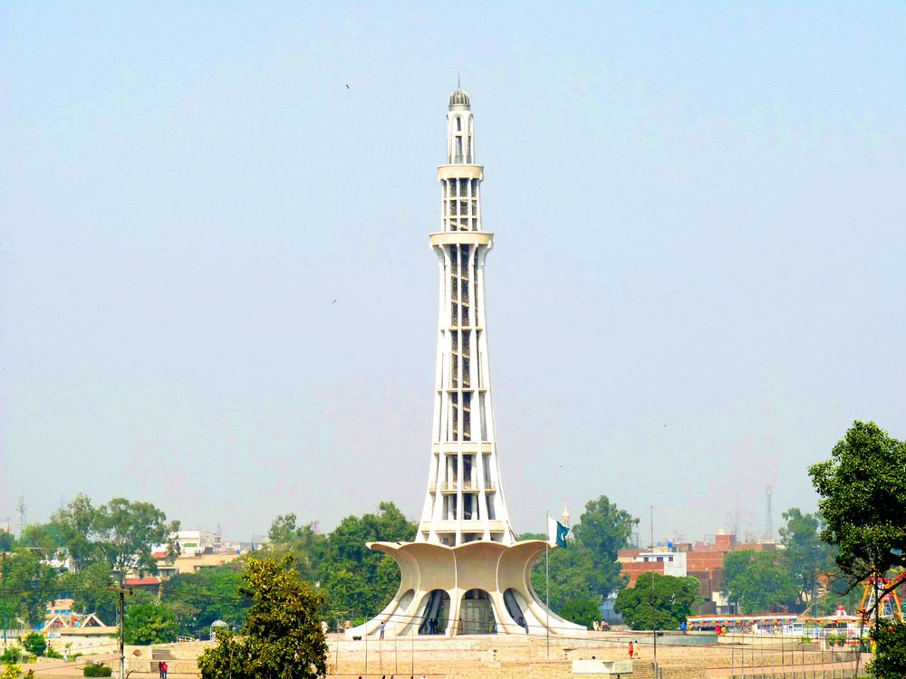 Minar e Pakistan at Lahore