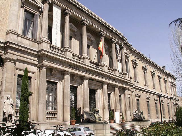 National Archaeological Museum of Spain, Madrid