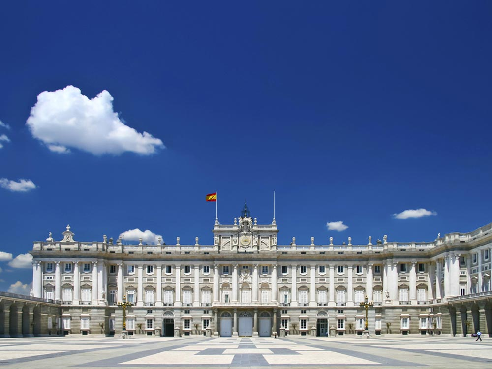 Royal Palace of Madrid (Palacio Real) Travel Information