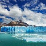 Perito Moreno Glacier at Patagonia, Argentina