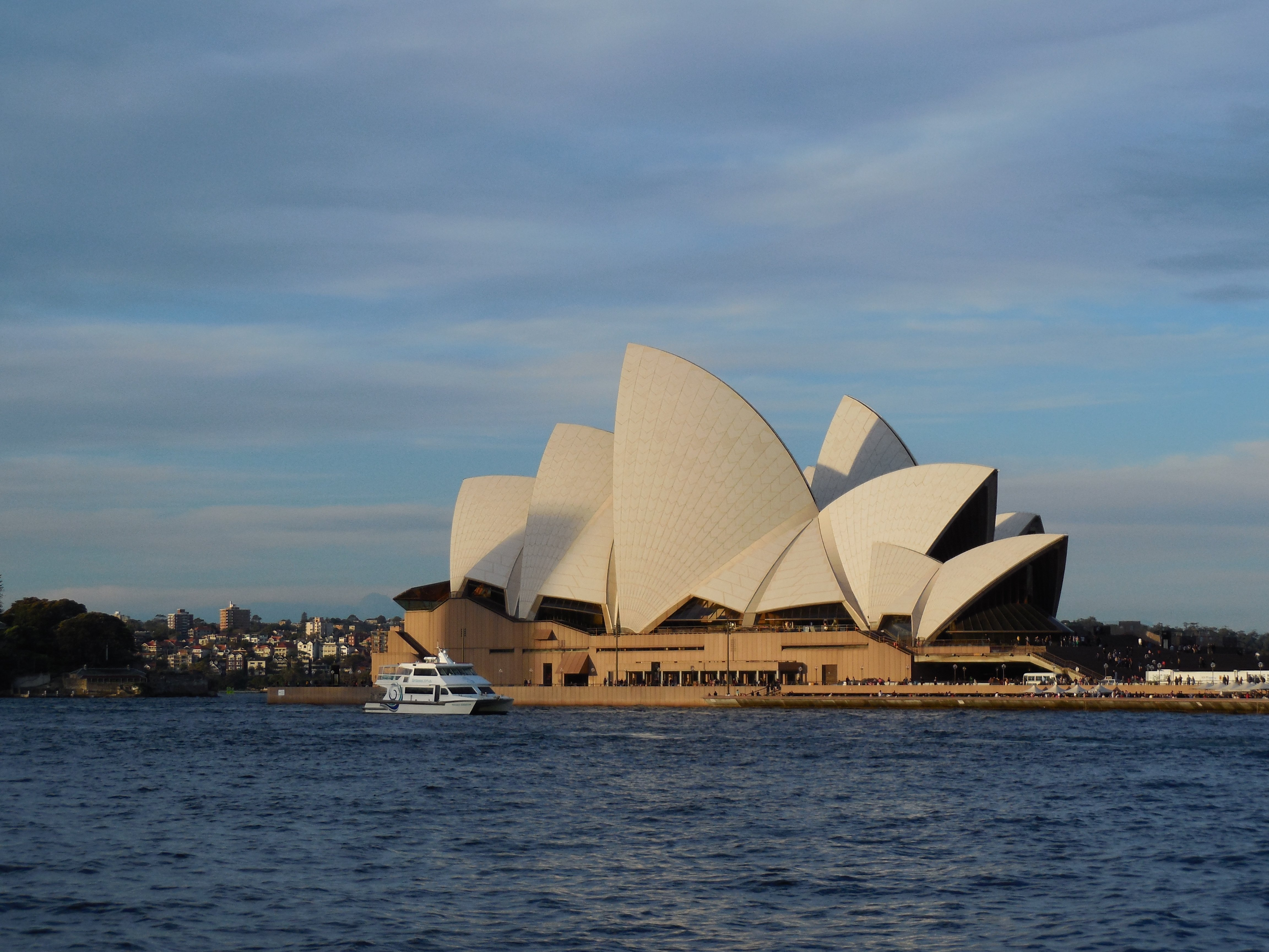 Sydney opera house travel information facts map best for Sydney opera housse