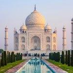 Taj Mahal Agra history