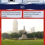Rizal Park Infographic