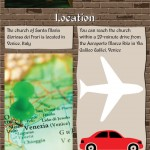 Santa Maria Gloriosa dei Frari Infographic