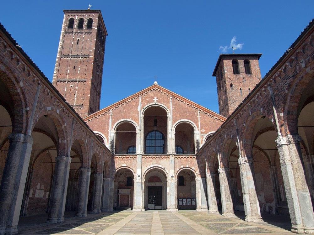 Sant' Ambrogio Basilica