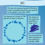 Sea Life Sydney Aquarium Infographic