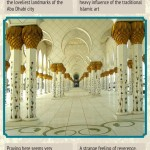 Sheikh Zayed Grand Mosque Infographic