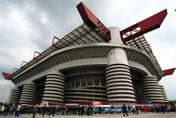 Stadio San Siro in Italy
