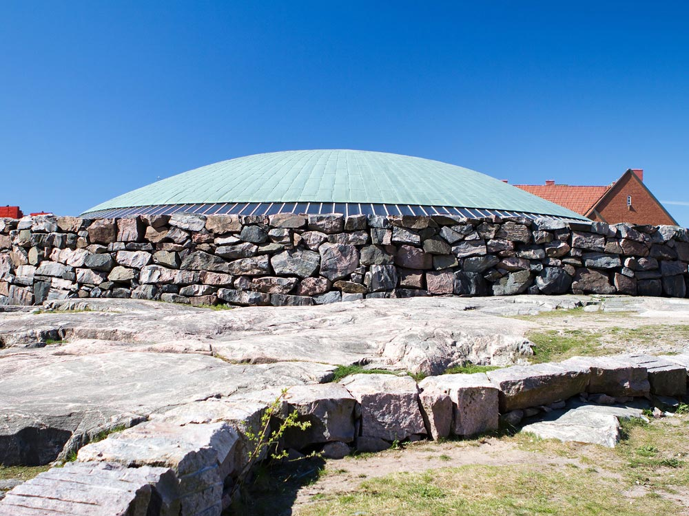 Temppeliaukio Kirkko - Rock Church