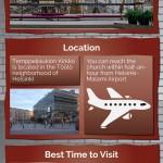 Temppeliaukion Kirkko Infographic