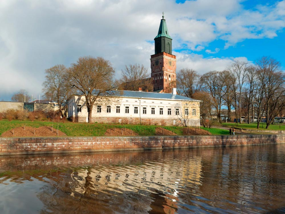 Turku Cathedral Finland Map Facts Location Hours History