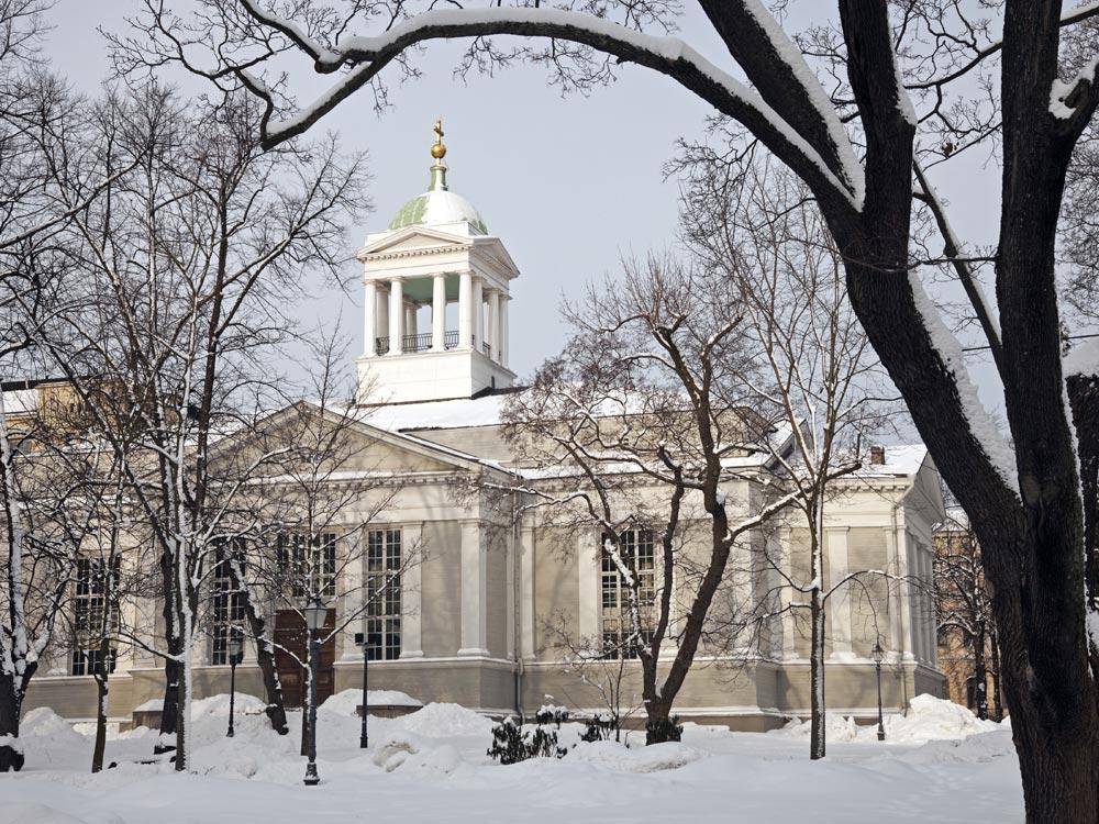Vanha Kirkko (Helsinki Old Church)