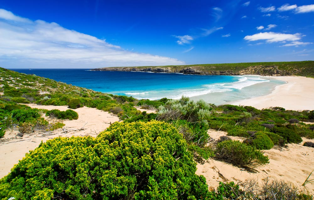 West Bay of Kangaroo Island
