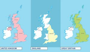 Difference Between United Kingdom, England, And Great Britain