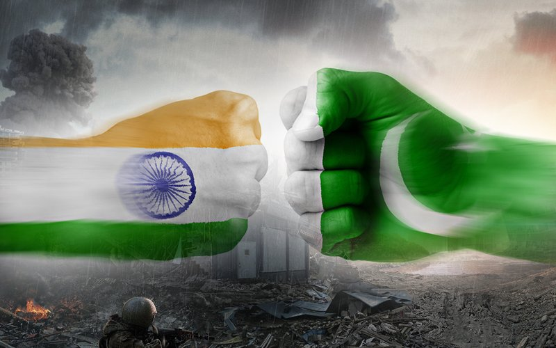 Get to know whether India and Pakistan are at war