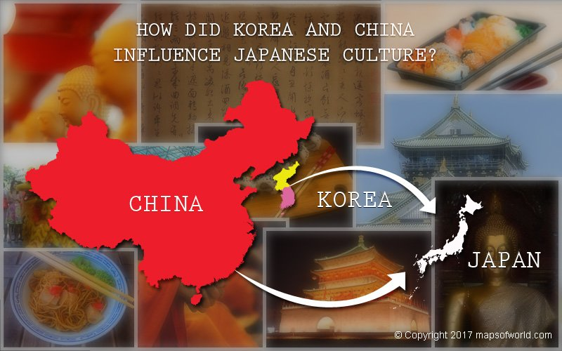 chinese influence on korea and japan essay Spheres of influence in china essay  the downward spiral began with the sino-japanese war, caused by japan's quest to control korea, a chinese vassal state.