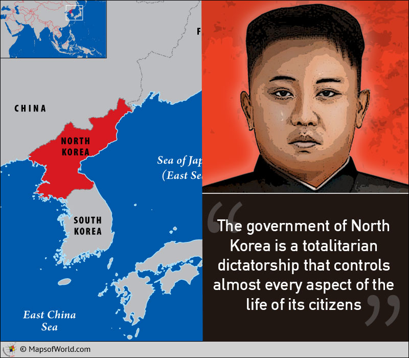 Is North Korea Under A Dictatorship? - Answers