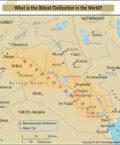 Mesopotamian Civilization Map