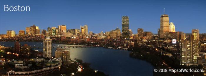 Boston Landscape