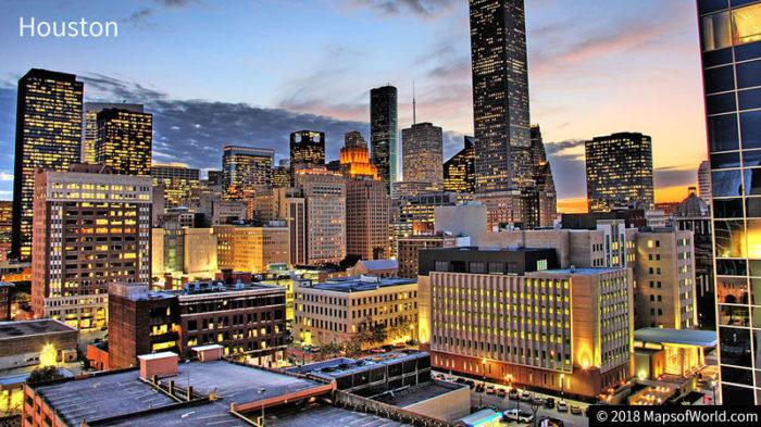 Houston Landscape