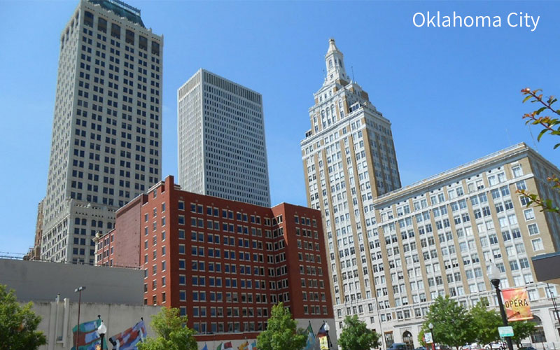 Oklahoma City Landscape
