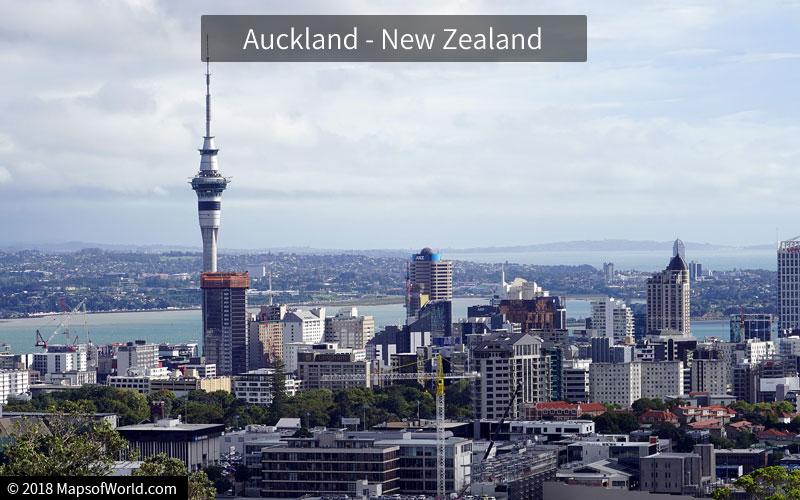 Auckland Landscape