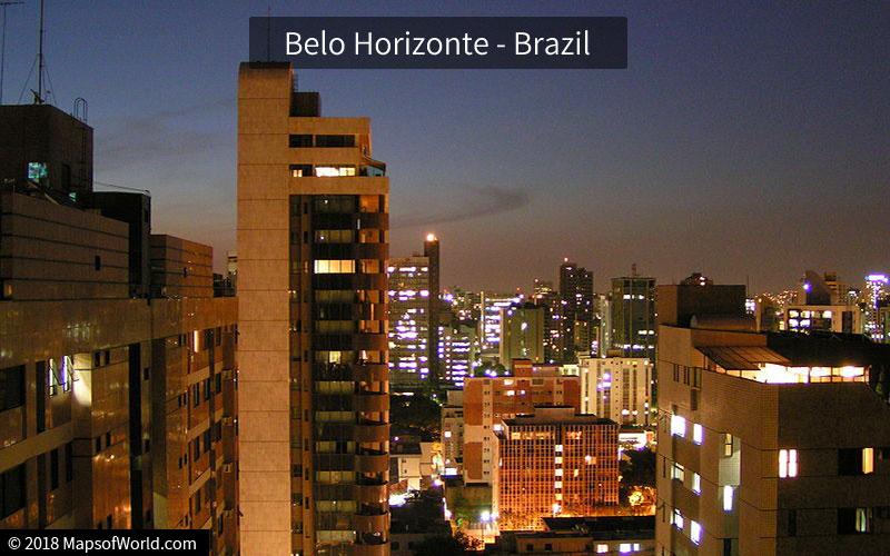 Belo Horizonte Landscape
