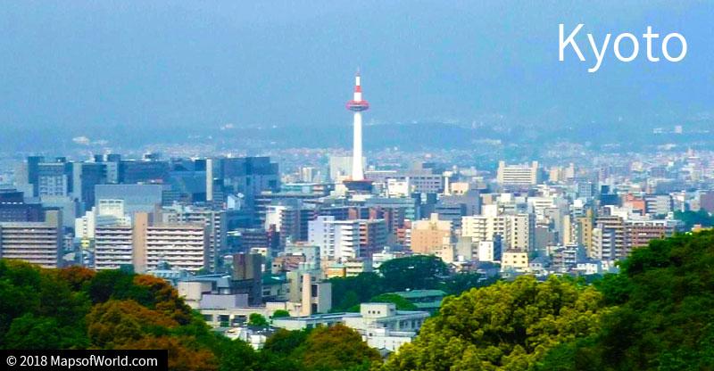 Kyoto Landscape