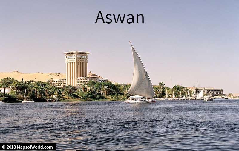 Aswan Landscape