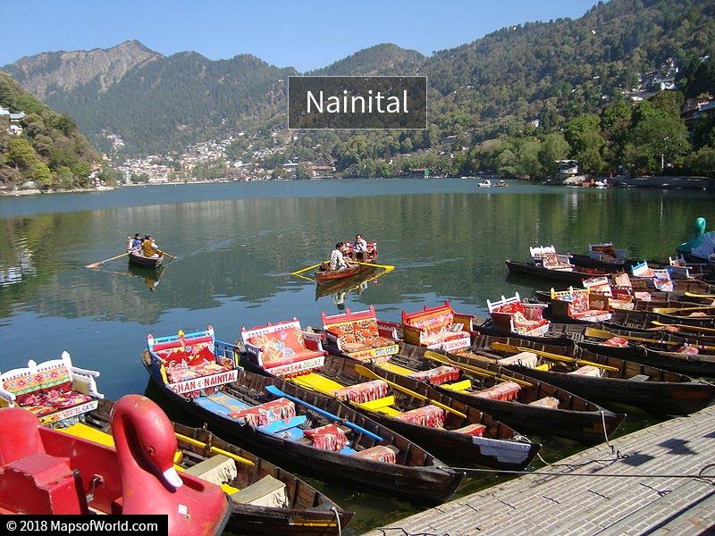 Nainital Landscape