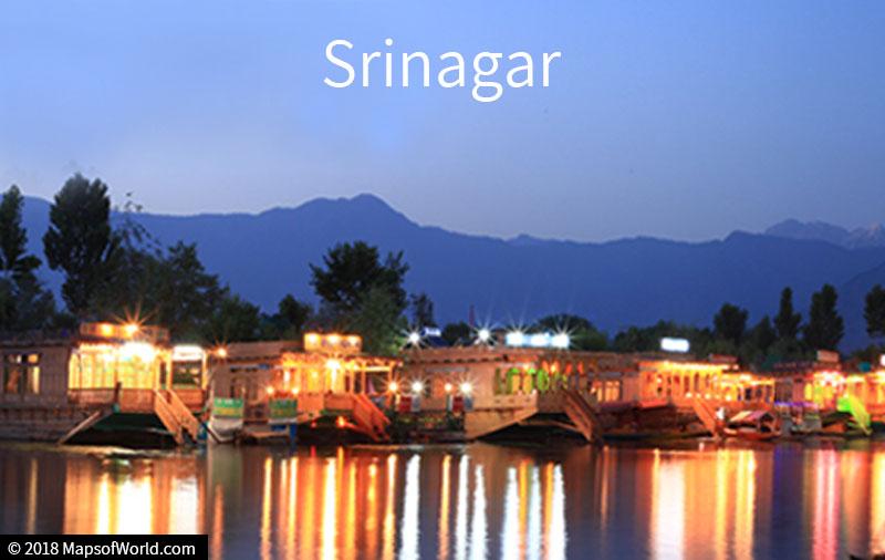 Srinagar Landscape