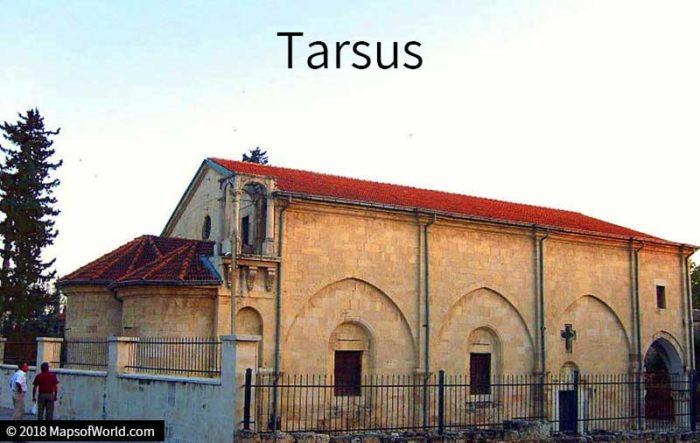 Tarsus Landscape